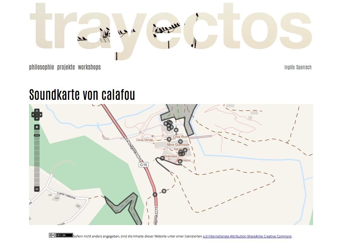 Beograd to Calafou